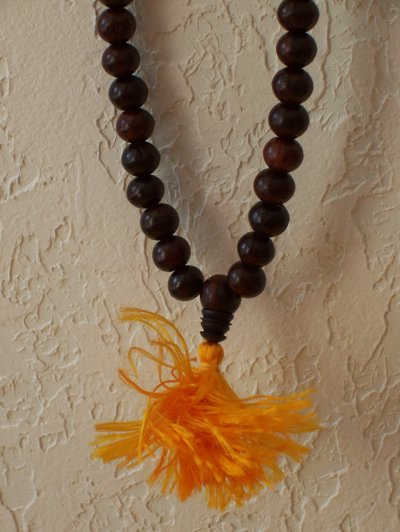 Rosewood Mala 3 sizes of beads